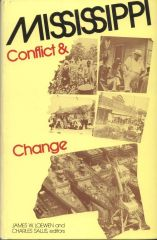 Mississippi Conflict & Change book cover