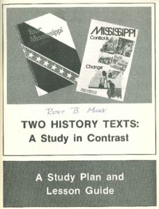 Two History Tests: A Study in Contrast