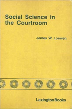 Social Science in the Courtroom
