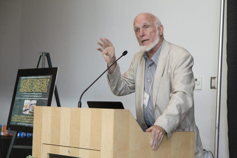 James W Loewen teaching