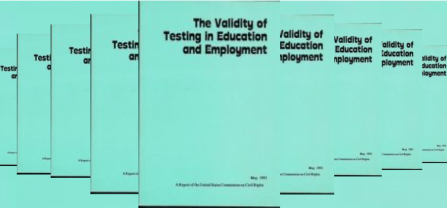 The Validity of Testing in Education and Employment